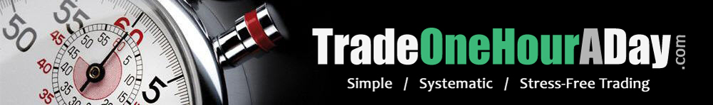 Trade One Hour A Day - Simple / Systematic / Stress-Free Trading